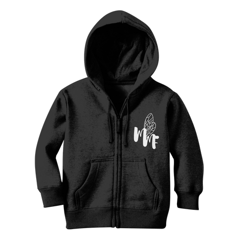 MMF Girls Zip Hoodies