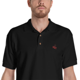 Match My Fly Embroidered Polo Shirt