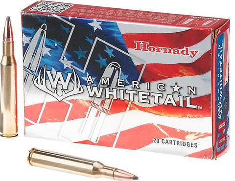 Hornady InterLock® SP American Whitetail™ .270 Win/130-Grain Centerfire Rifle Ammunition, Box of 20 **CLEARANCE**