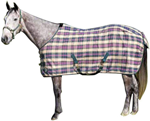 Kensington Products Poly Cotton Horse Blanket, Asst. Sizes/Colors **CLEARANCE**