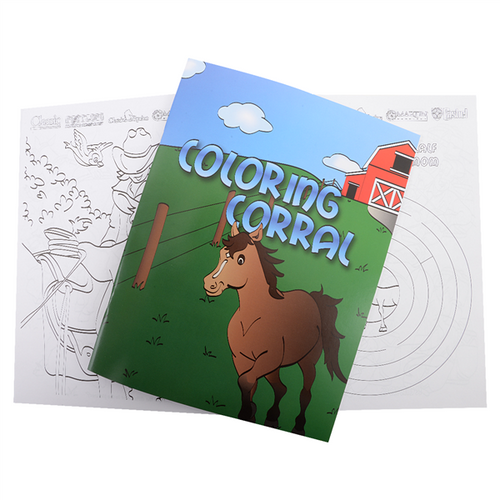 Kid's Coloring Book