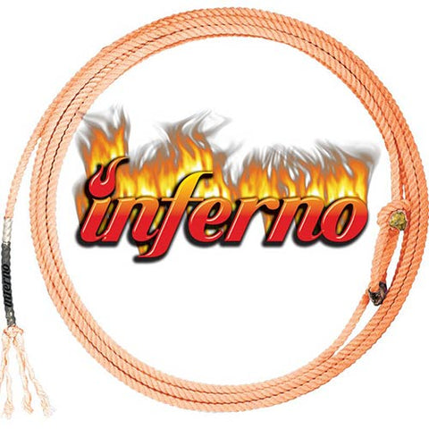 "Lone Star Ropes ""Inferno"" Head Rope"