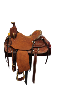 Junior Saddle 10""