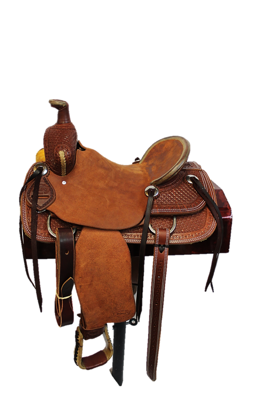 Junior Saddle 10