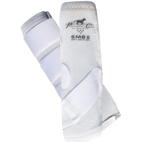Professional's Choice Sports Medicine Boots, White