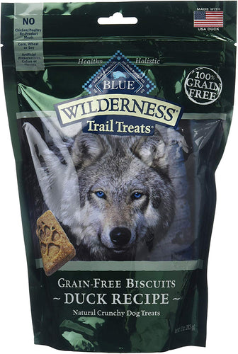 Blue Wilderness Grain-Free Trail Treats, Asst. Sizes/Flavors **CLEARANCE**