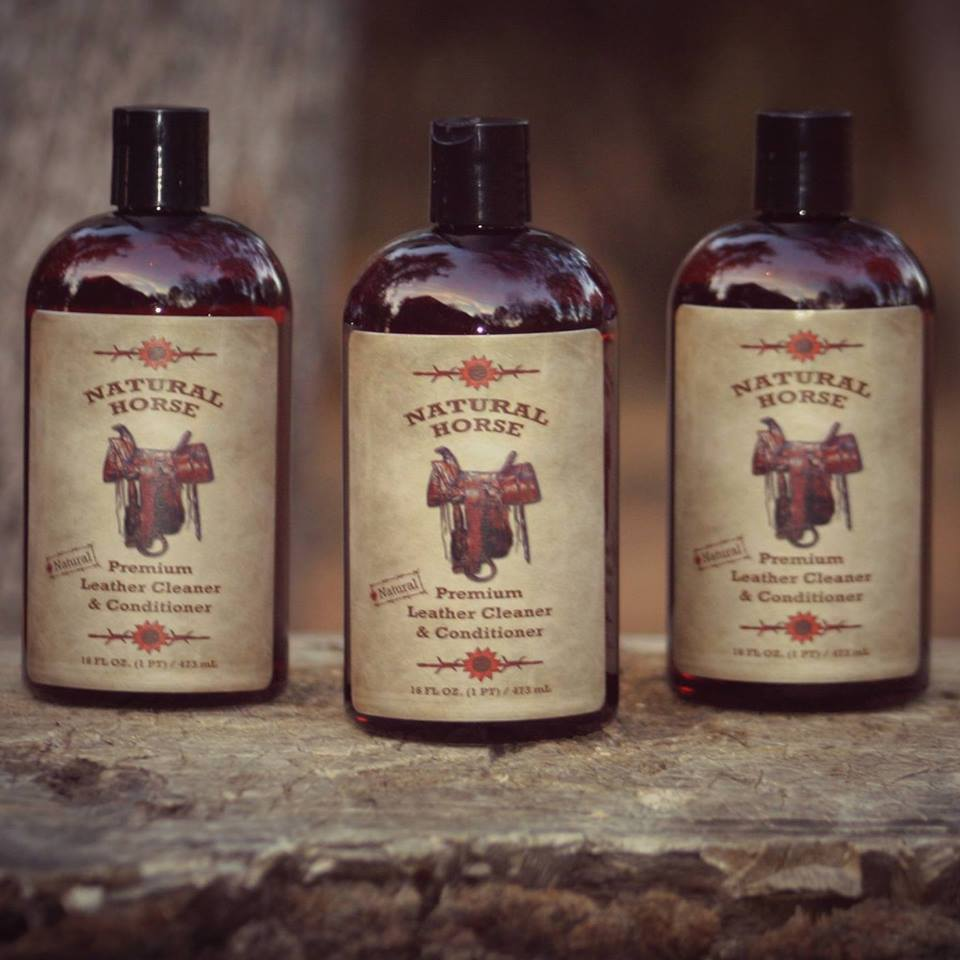 Natural Horse - Premium Leather Cleaner & Conditioner