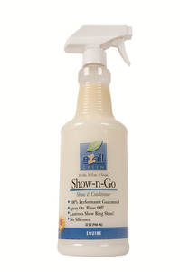 eZall® Show-n-Go Shine & Conditioner, 32 fl oz.