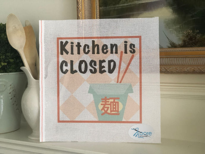 Kitchen is Closed, but Store is Open!
