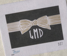 Load image into Gallery viewer, Bow Monogram Clutch