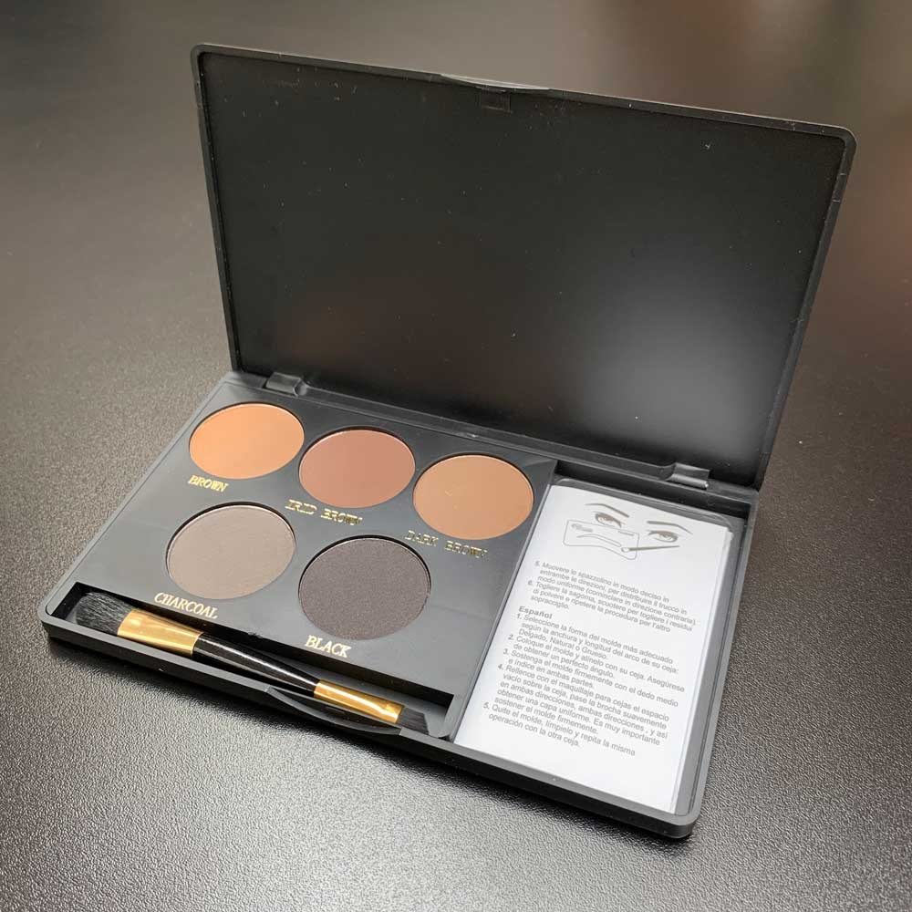 EyePower Eyebrow Palette