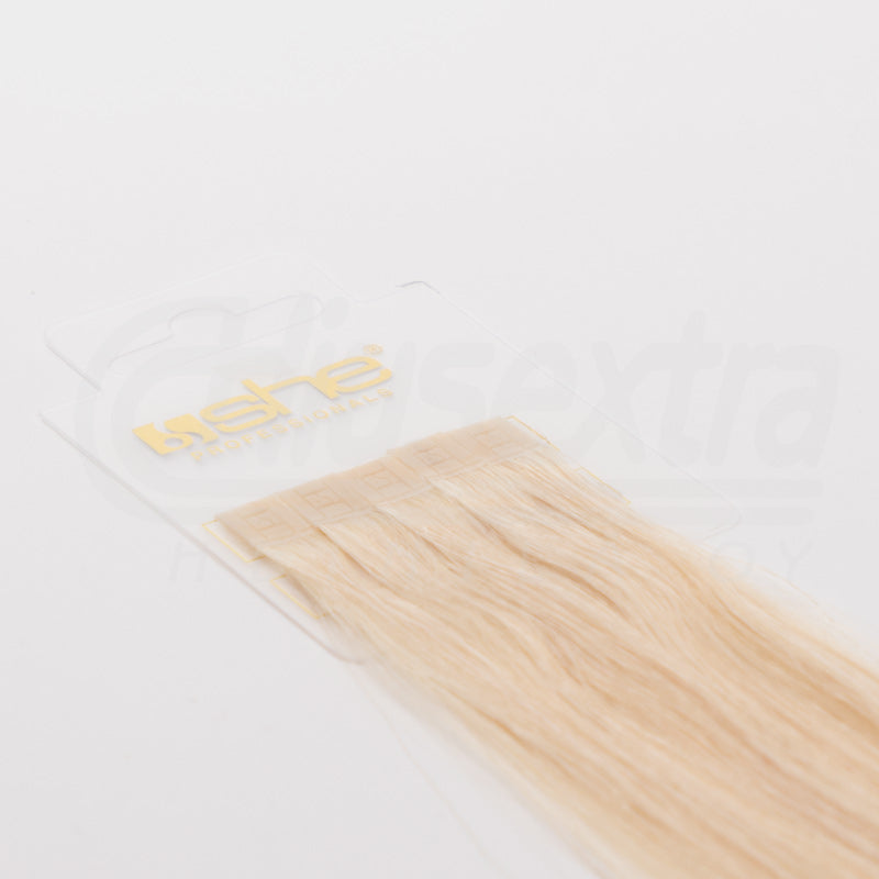 Seal Extension 55cm 100% Remy-Hair Color #1000 Fresh Light