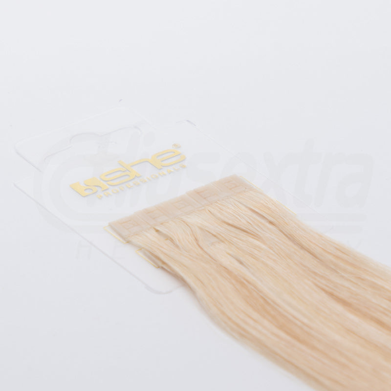 Seal Extension 45cm 100% Remy-Hair Color #1001 Bright and Fresh Light