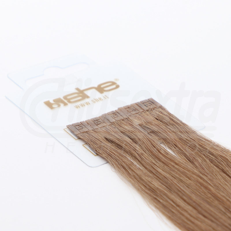 Seal Extension 55cm 100% Remy-Hair Color #14 Toffee