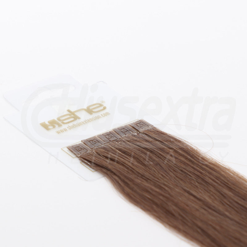 Seal Extension 45cm 100% Remy-Hair Color #17 Cinnamon