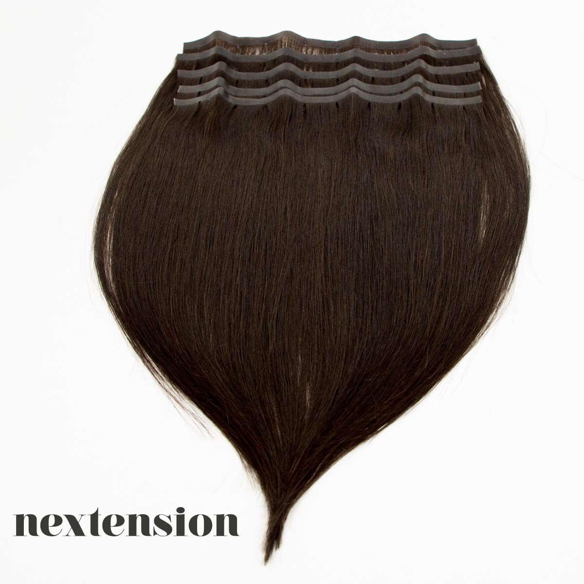 Nextension Tape-In Extension 50cm Color #1B Licorice
