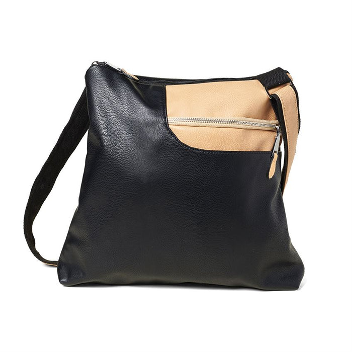 Maven Concealed Carry Messenger Handbag