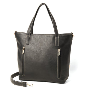 Attitude Colorblock Concealed Carry Tote Handbag
