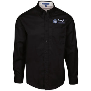 Enagic Men's LS Dress Shirt