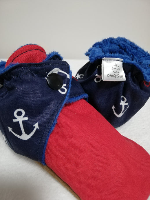 Nautical soft soled boot