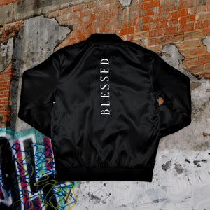 BLESSED Bomber Jacket