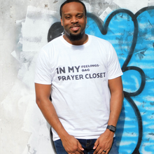 Load image into Gallery viewer, Modelle Citizen- Prayer Closet- Motivational Clothing- Christian- T-shirt- God