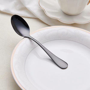 Dinnerware - Dinnerware Set Stainless Steel Dinner Tableware- Makes A Great Gift!