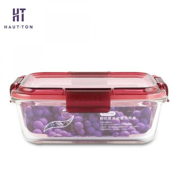 Food Storage - Glass Modern Style Food Storage Containers / Boxes Many Shapes & Sizes