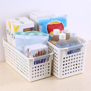 Food Storage - Multi Function Storage Basket Organizer Desktop Storage Box
