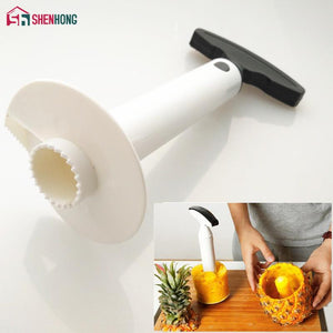 Kitchen Gadget - Pineapple Slicer Kitchen Tool Fruit Vegetable Peeler Kitchen Gadget