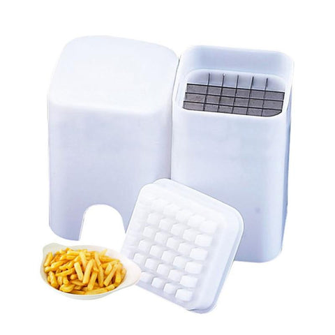 Kitchen Gadget - Potato French Fry Cutter Perfect French Fry Making Free Shipping