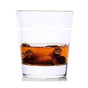 Kitchen Gadget - Stainless Steel Bullet Ice Cube Ice Stones Neat Drink Whiskey Stones- Makes A Great Gift