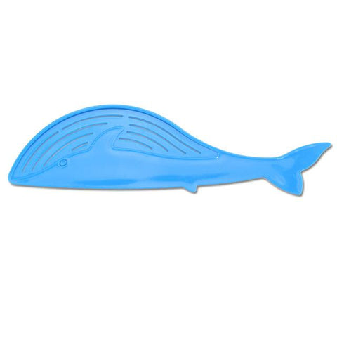 Kitchen Gadget - Whale Shaped Plastic Pot Strainer & Drainer