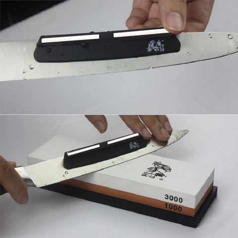 Image of Knife Sharpener - Angle Guide - For Knife Whetstone Sharpening
