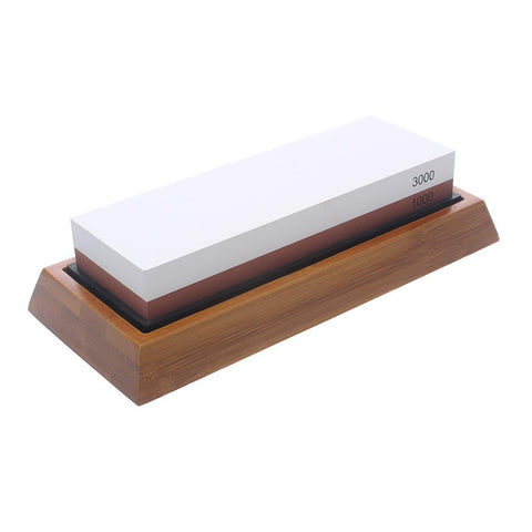 Image of Knife Sharpener - Japanese Professional Knife Sharpener Stone