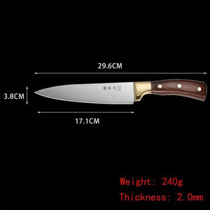 Steel Knives - Sharp Stainless Steel Professional Boning Knives