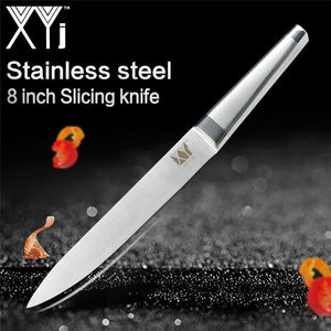 Steel Knives - Ultra Sharp XYJ Germany Stainless Steel Set