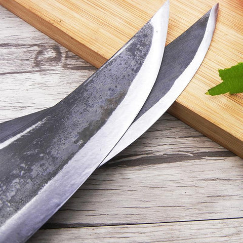 Image of Steel Knives - Very Sharp LDZ Brand Composite Steel Boning Knife