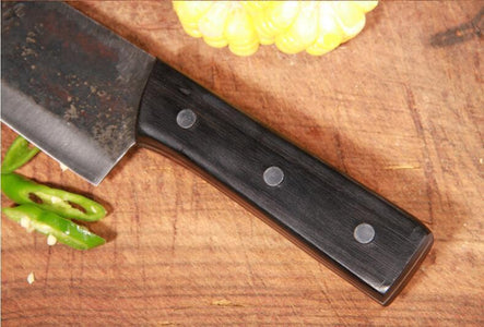 Steel Knives - XITUO Forged Boning Knife Manual Split Knife German Tungsten Steel Chef Knife