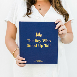 'The Boy Who Stood Up Tall' Hardcover Book PRE-ORDER