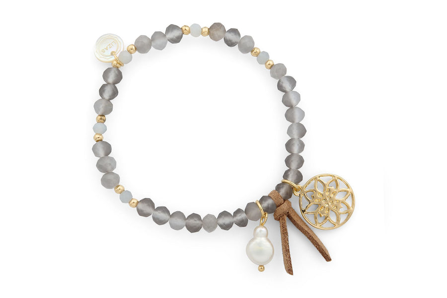 INDIAN PEARL | Armband