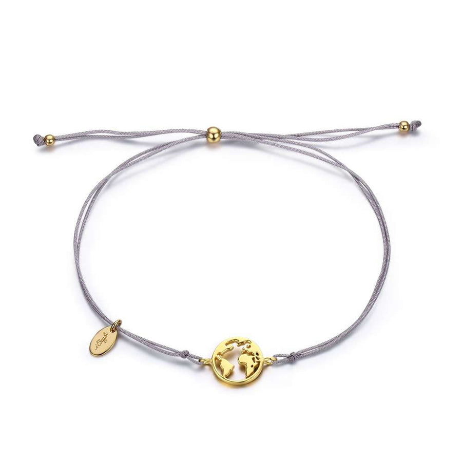 THE WORLD IS YOURS | Armband
