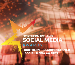 Northern Ireland Social Media Awards Finalist