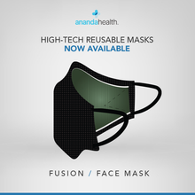 Load image into Gallery viewer, 3D knit multilayer reusable fusion FACE MASK  *100% MADE IN THE USA*