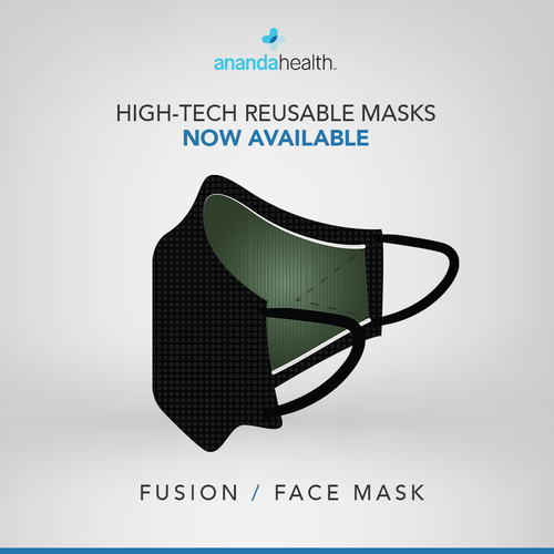 3D knit multilayer reusable fusion FACE MASK  *100% MADE IN THE USA*