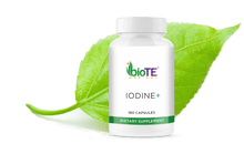 Load image into Gallery viewer, BioTE Iodine PLUS 12.5mg