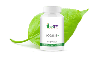 BioTE Iodine PLUS 12.5mg