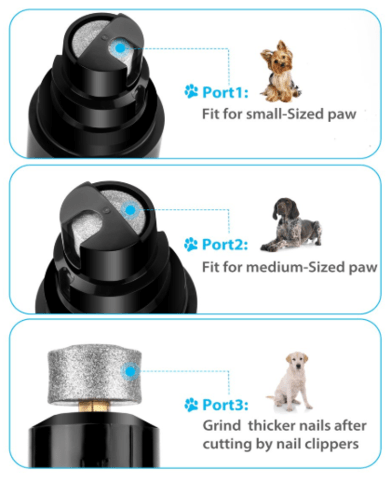 PediPaws™ - Painless & No-Mess Trimmer for Pets
