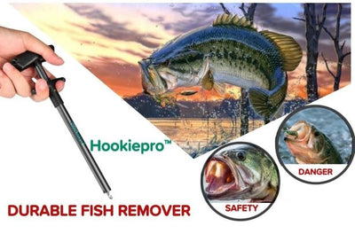 HookiePro™ - Easy Fish Hook Remover