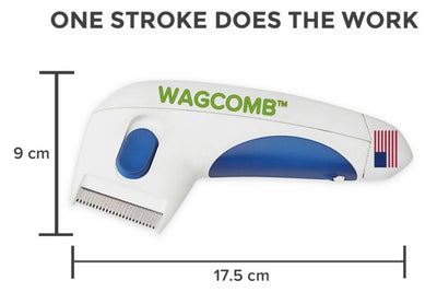 WagComb™ -  Electric Flea Comb